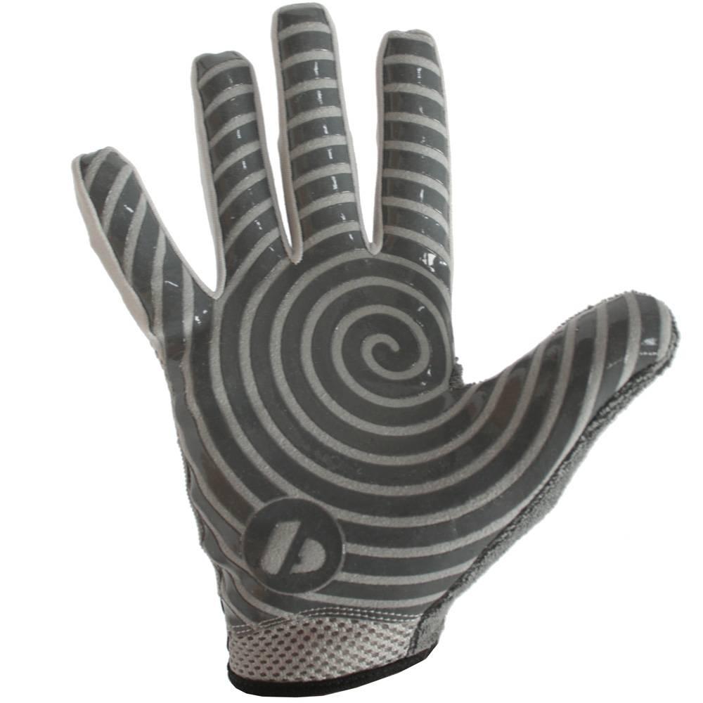 barnett FRG-02 Перчатки нового поколения для ресивера, американский футбол, RE,DB,RB, серые