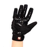 barnett FKG-02 Перчатки нового поколения для лайнбекера, американский футбол, LB,RB,TE, чёрные
