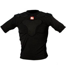 barnett RSP-PRO 3 Профессиональный каркас для регби с тремя защитными пластинами, цвет черный