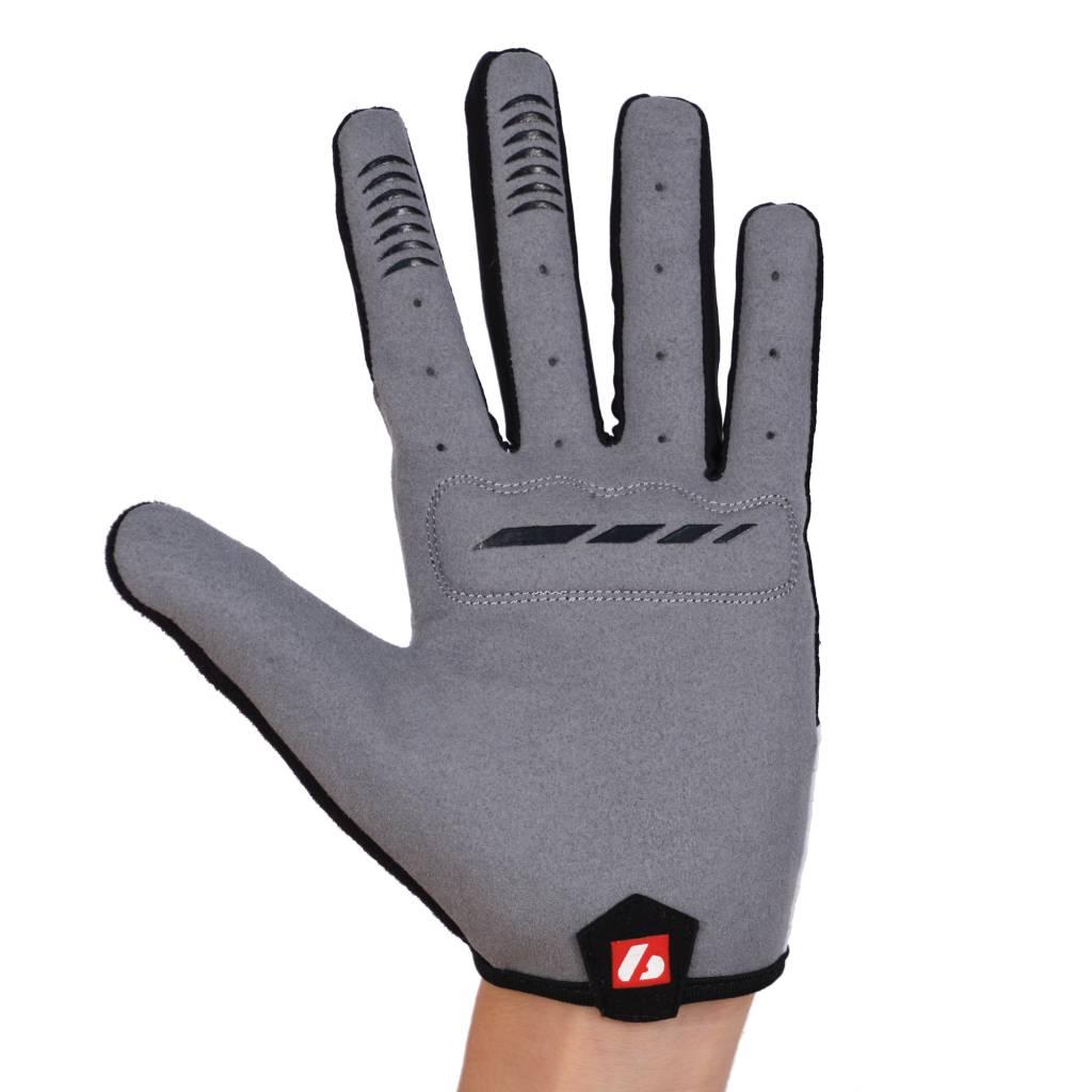 barnett BG-01 Велосипедные перчатки с длинными пальцами, лёгкие и выносливые, цвет чёрный