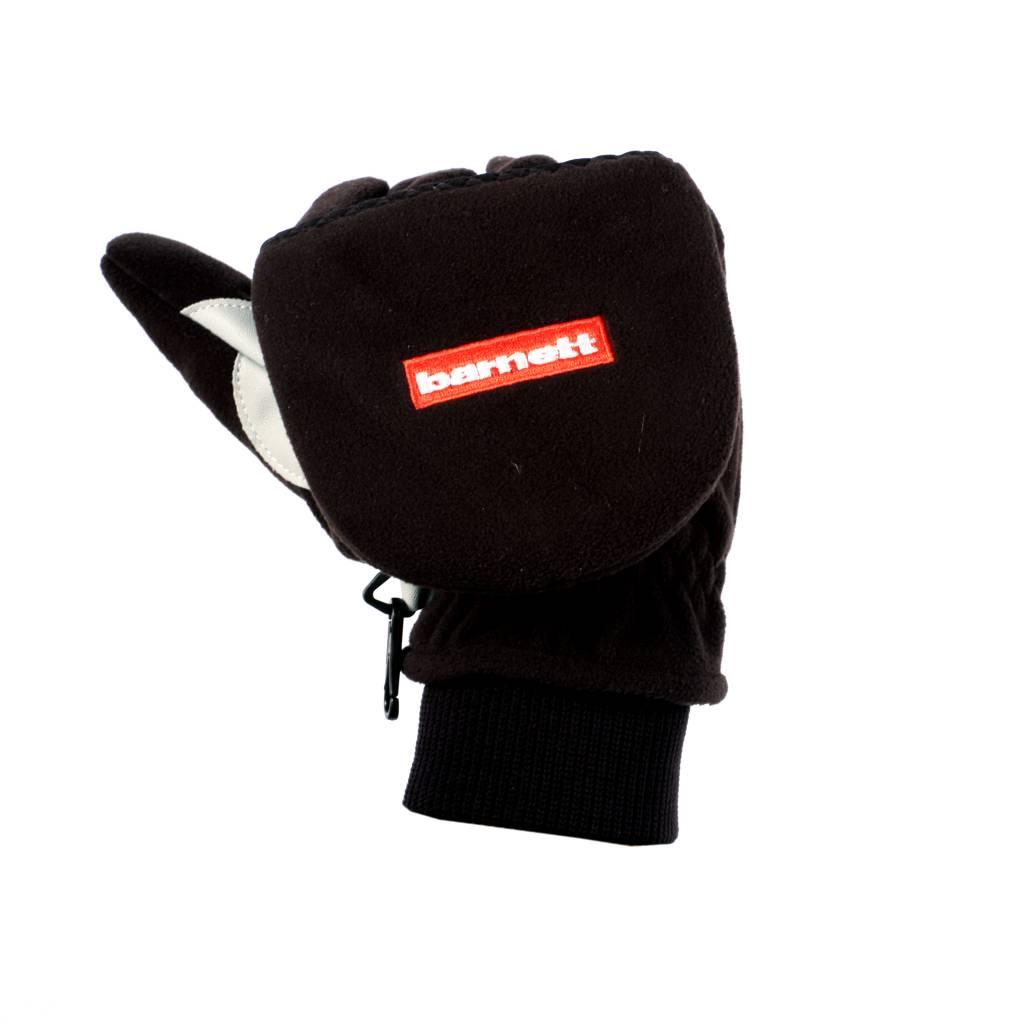 barnett NBG-02 Перчатки-трансформеры, трансформируются из митенок в рукавицы, для температуры от +5 до -15°C