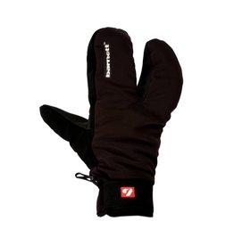 barnett NBG-09 трехпалые лыжные рукавицы длятемпературы от -5 до -20°C