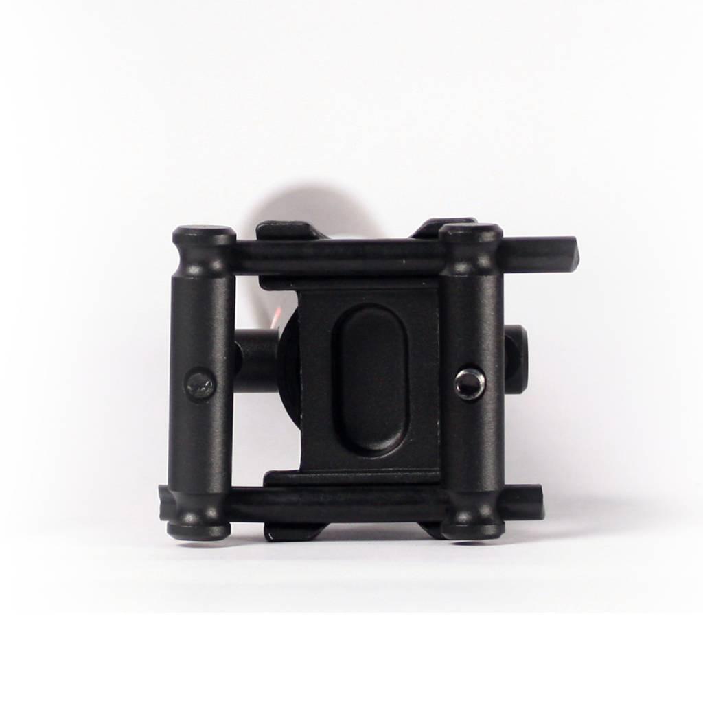 barnett SРА-02 Велосипедный седлодержатель, 31,6мм*350, 258 гр, черный/белый