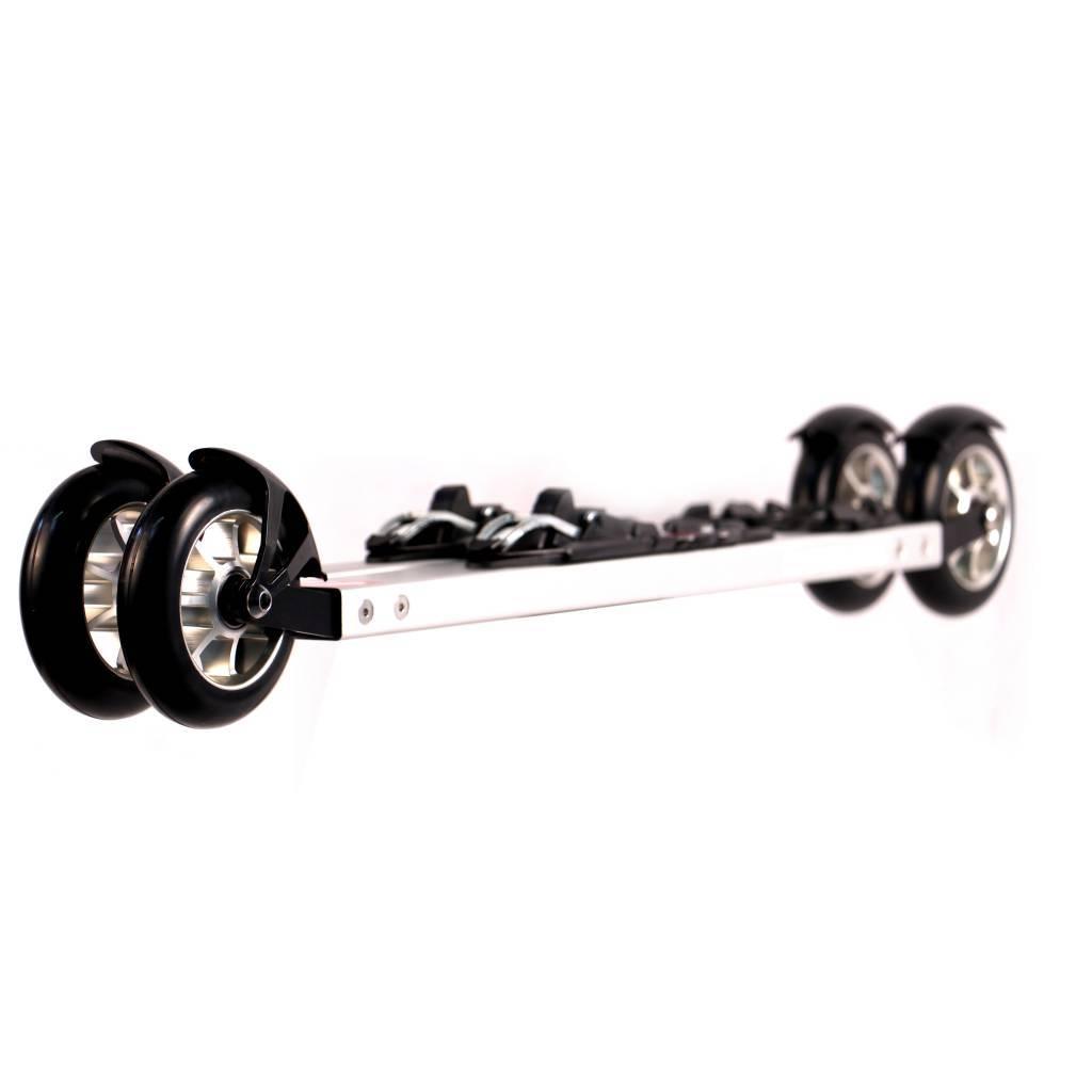 barnett RSE-ENTRY 610 Лыжероллеры для начинающих, коньковый ход, серые