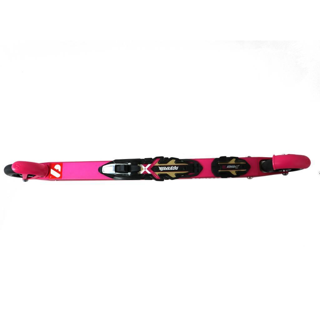 barnett RSR-RACE 610 Лыжероллеры, коньковый ход, розовые
