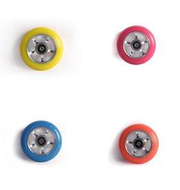 barnett USR Колёса для лыжероллеров с полиуретановой сердцевиной для соревнований, коньковый ход