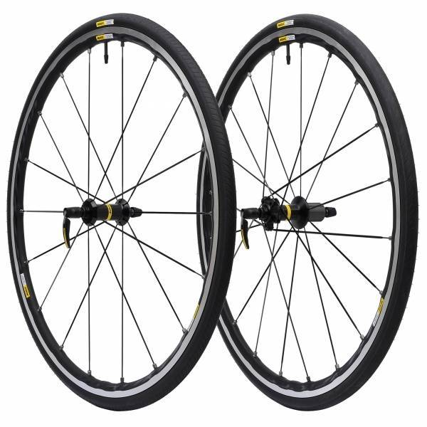 Mavic Ksyrium Элитные колёса для велосипеда 25 (х2)