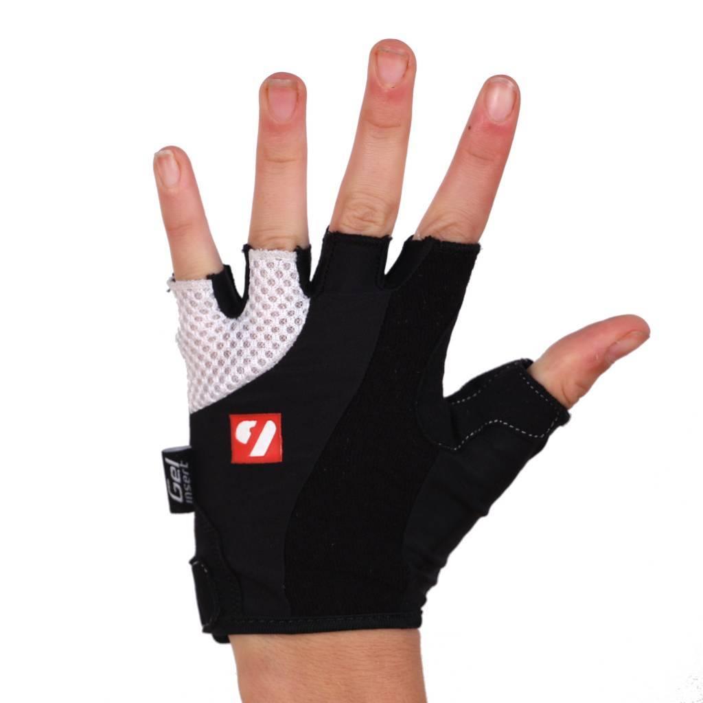 barnett BG-02 Перчатки для велоспорта, черные