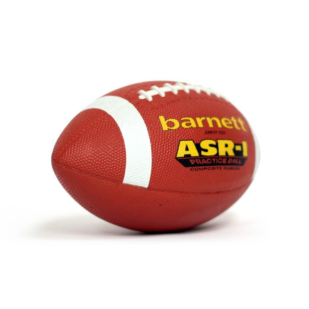 barnett ASR-1 Мяч для американского футбола для начинающих, для тренировок