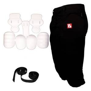 barnett FKTP-JR Набор для американского футбола (щитки+штаны), детский