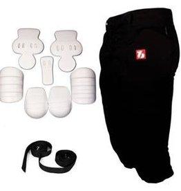 barnett FKTP-03 Профессиональный комплект для американского футбола (щитки + штаны), для лайнмена