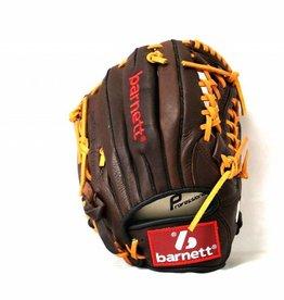 "barnett GL-115  Бейсбольная перчатка, инфилд, размер 11.5"", коричневая"