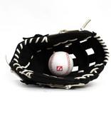 barnett GL-125 Бейсбольная перчатка, аутфилд, натуральная кожа, 12.5', черная