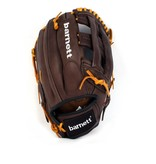 "barnett GL-130 Бейсбольная перчатка для соревнований, аутфилд, натуральная кожа, размер 13"""