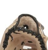 barnett FL-125 Профессиональная бейсбольная перчатка, натуральная кожа, аутфилд, размер 12,5
