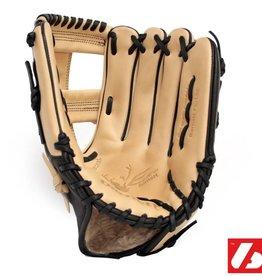 barnett FL-130 Профессиональная бейсбольная перчатка, натуральная кожа, аутфилд, софтбол, размер 13