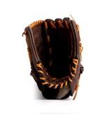 barnett GL-120 Бейсбольная перчатка, инфилд, натуральная кожа 12', коричневая