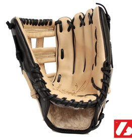 barnett FL-120 Профессиональная бейсбольная перчатка, натуральная кожа, питчер, размер 12