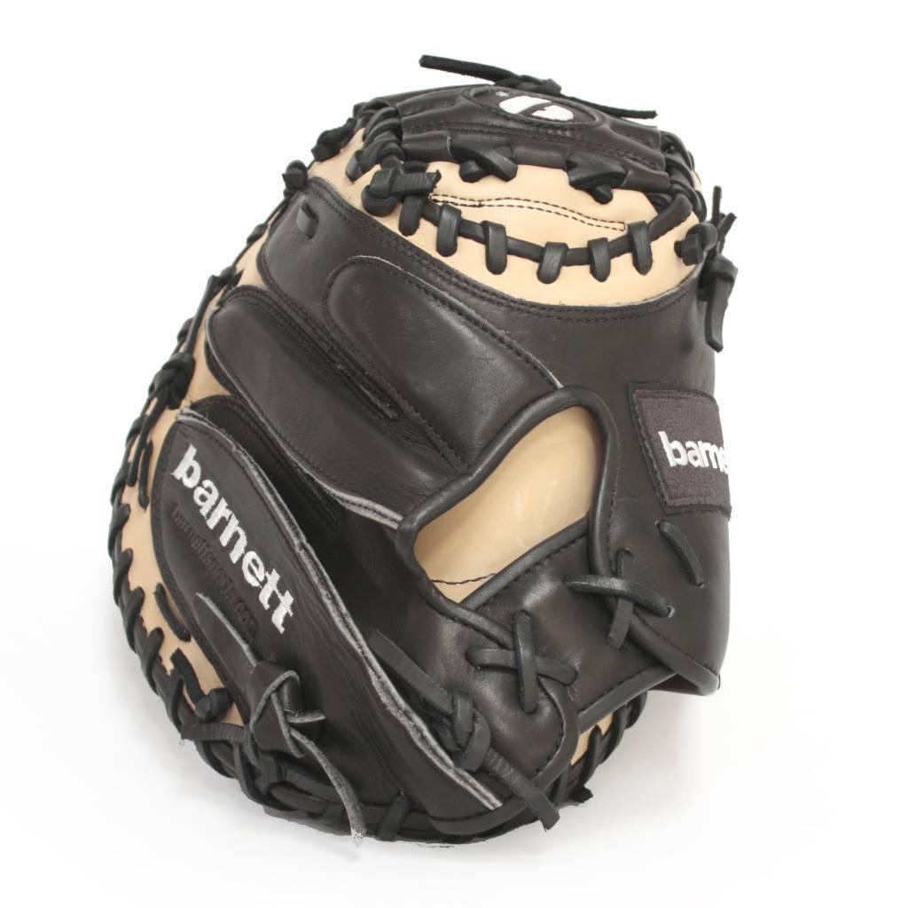 barnett FL-201 Профессиональная бейсбольная перчатка, натуральная кожа, кэтчер