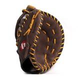 "barnett GL-301 Бейсбольная перчатка, первая база, натуральная кожа, 31"", коричневая"