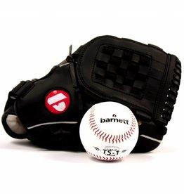 """barnett GBJL-3 Бейсбольный комплект для подростков, перчатка & мяч, (JL-110 11"""", TS-1 9"""")"""