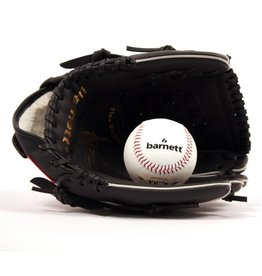barnett GBJL-5 Бейсбольный комплект для подростков, перчатка & мяч (JL-95, BS-1)