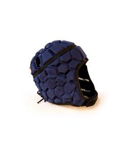 barnett HEAT PRO Шлем для регби, для соревнований, цвет морской