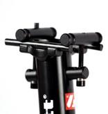 barnett SРА-01 Велосипедный седлодержатель, размер 32, 338,5 гр, чёрный/белый