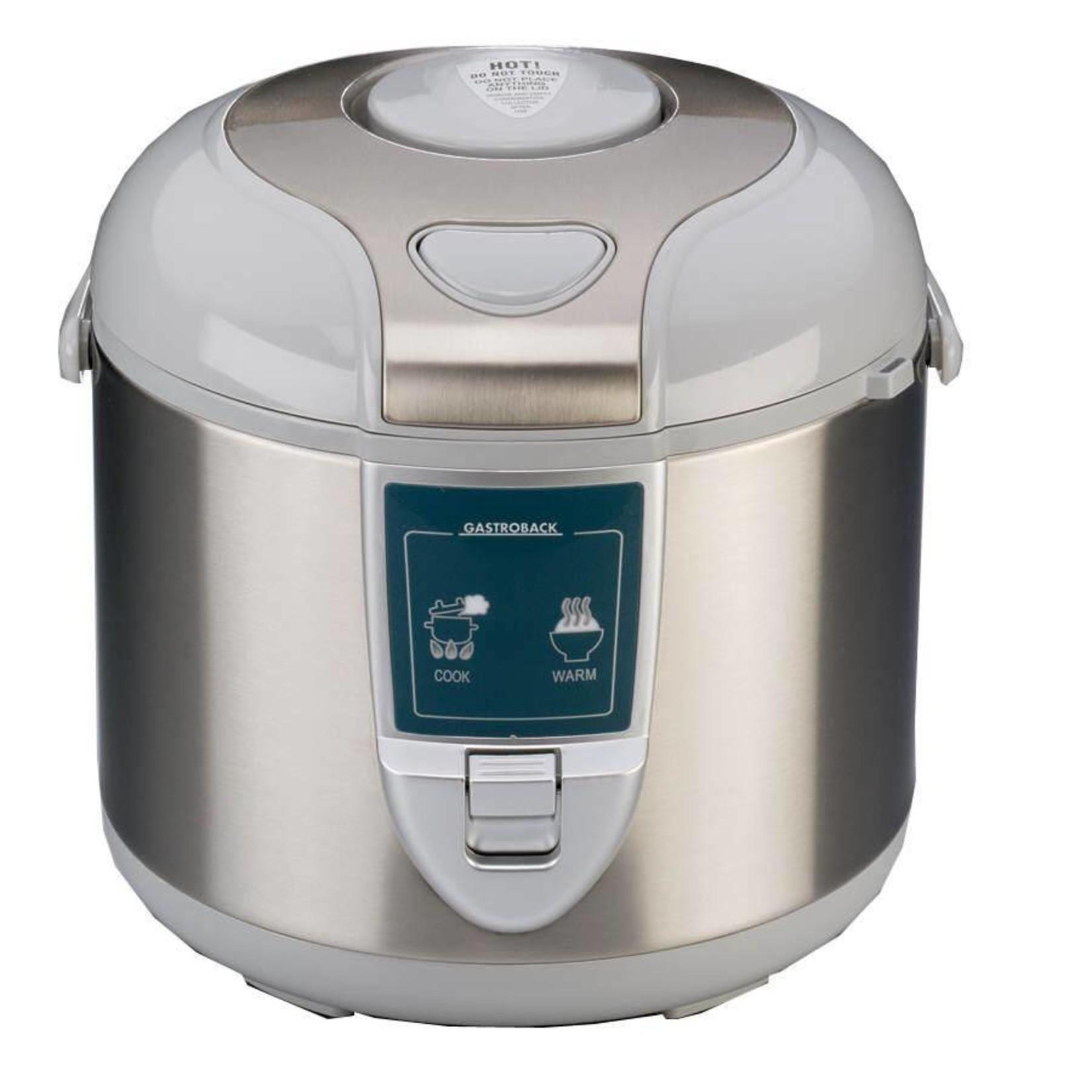 Gastroback Gastroback design rijstkoker