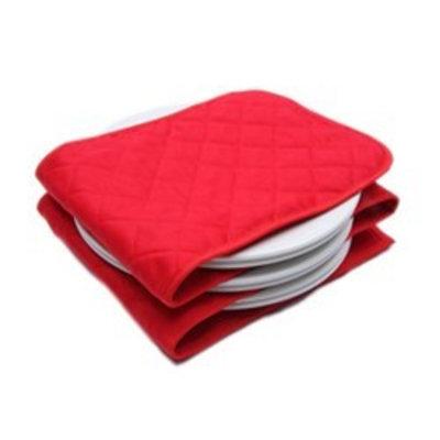 HotIdeas HotIdeas stoffen bordenverwarmer rood