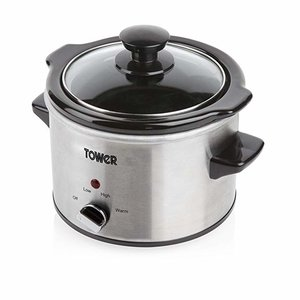 Tower Tower Slowcooker 1.5 Ltr T16020