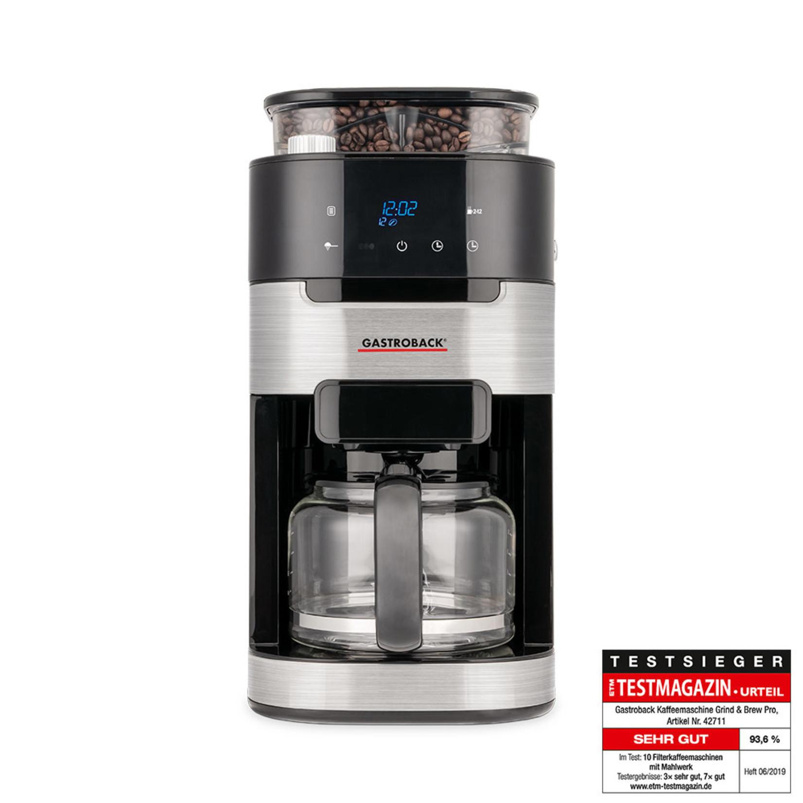 Gastroback Gastroback koffiezetapparaat 42711