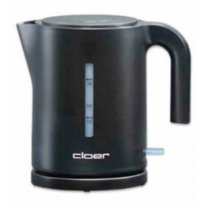Cloer Cloer Waterkoker (Black) 1,2L