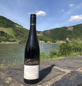 Weingut Toni Lorenz Spätburgunder Rotwein - Barrique