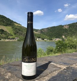 Weingut Toni Lorenz Mandelstein Spätlese feinherb