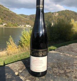 Weingut Toni Lorenz Spätburgunder Rotwein aus dem Holzfass