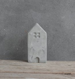 Cementen huisje