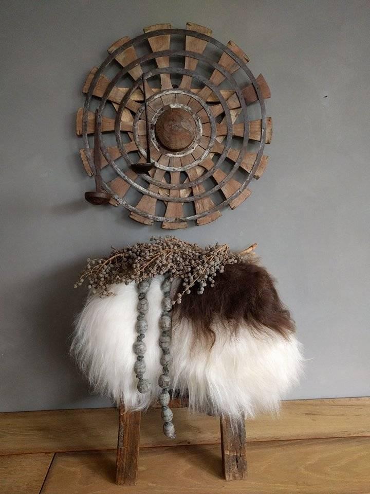 Stoelkleedje IJslands schaap