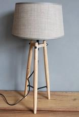Lamp driepoot