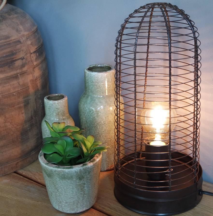 Sidetable lampje
