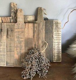 Decoratieve houten snijplank S