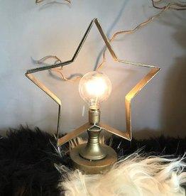 Lamp ster LED
