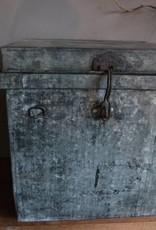Metalen stembus VINTAGE