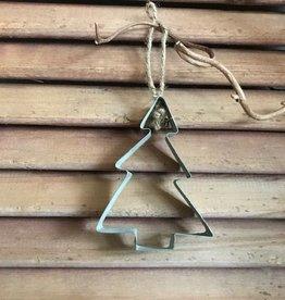 Kerstboom vormpje