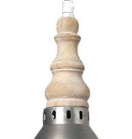 Braxton Home Collection Hanglamp zink Sanna