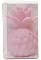 Petit Monkey Nachtlampje pineapple pink