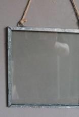Glazen fotolijstje