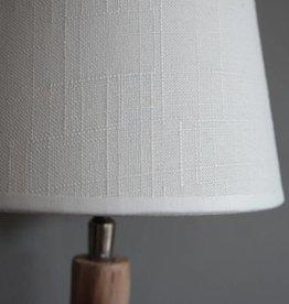 Lampenkap elect ivory