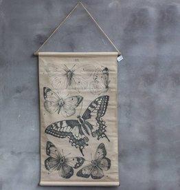 Fotokaart vlinders