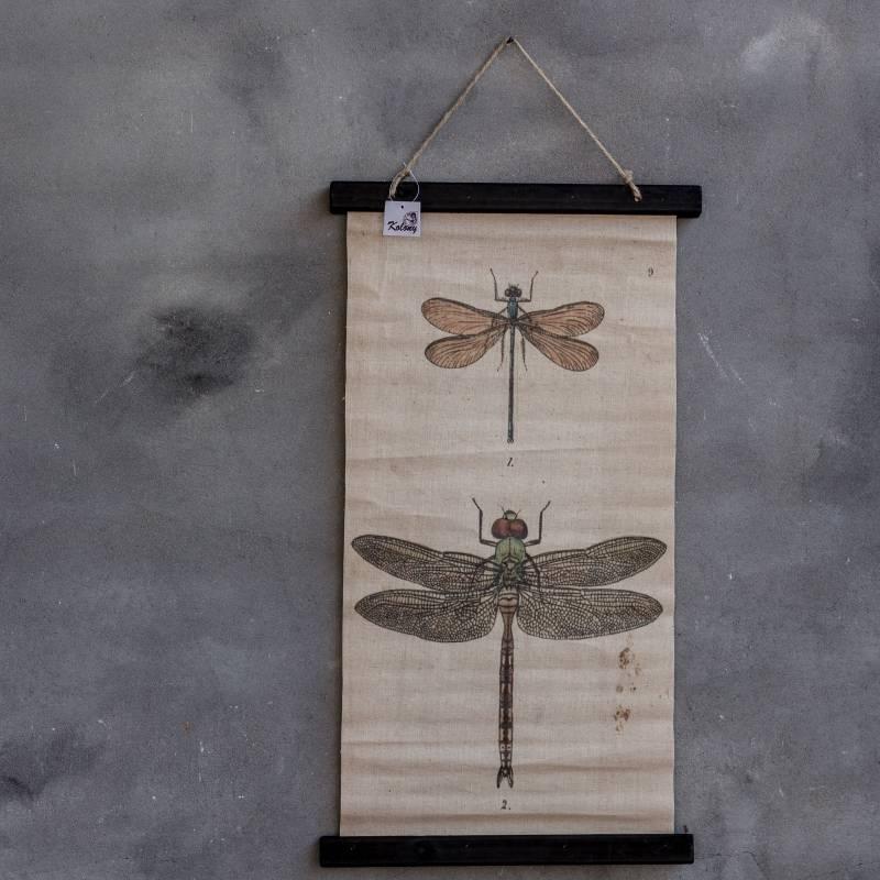Fotokaart insekten